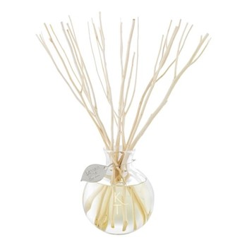 Bubbly Reed diffuser, H9.5 x D8cm, ivory