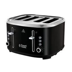 Bubble - 24415 4 slice toaster, black