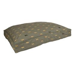 Fab Labs Large pet mattress, 108 x 12 x 86cm