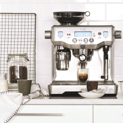 The Oracle Bean to cup coffee machine, 2.5 litre, Stainless Steel