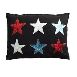 Star Multi Cushion, 48 x 35cm, multi