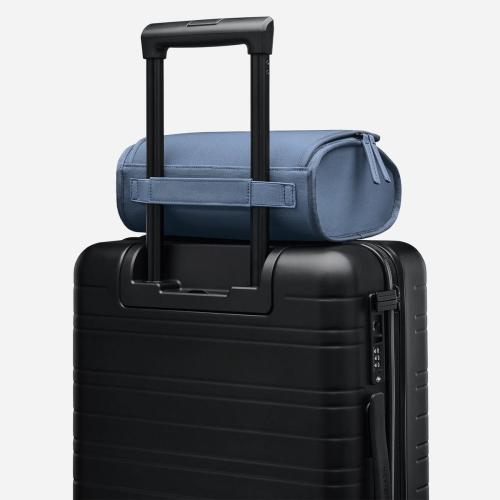 Koenji Top case, W26 x H18 x D12cm, Blue Vega