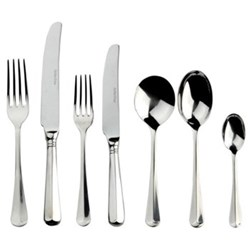 Rattail Sovereign Stainless Steel Cutlery