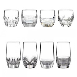 Mixology Clear Tumblers
