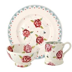 Rose & Bee Dinnerware