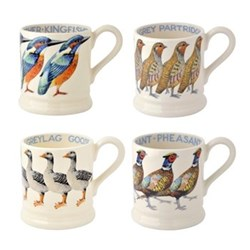 Year In The Country Birds Mugs