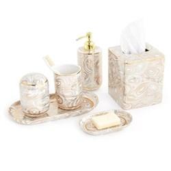 Malachite Bathroom Accessories