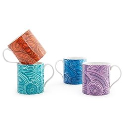 Malachite Carnaby Mugs