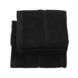 Adagio Black Towels