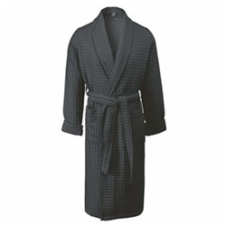 Viggo Dark Grey Bath Robes