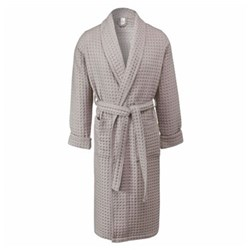 Viggo Greige Bath Robes