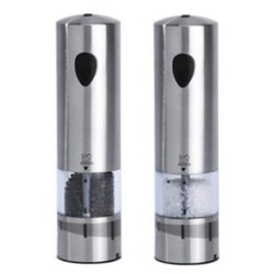 Elis Rechargeable Salt & Pepper Mills