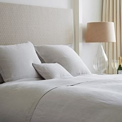 Toulon Dove Grey Bed Linen
