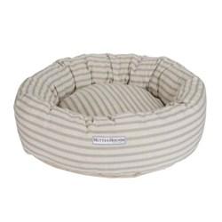 Organic Ticking Mist Donut Dog Beds