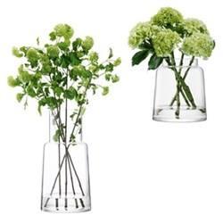 Chimney Clear Vases