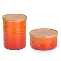 Volcanic Storage Jars