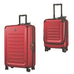 Spectre 2.0 Red Suitcases