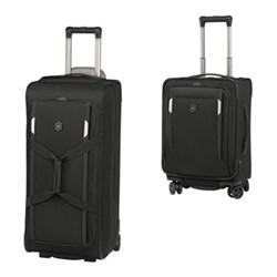 Werks Traveler Black Suitcases