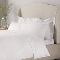 Easycare White Bed Linen