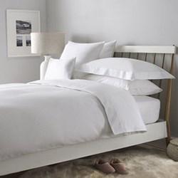 Petersham White Bed Linen