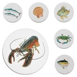 Seaflower Mats & Coasters