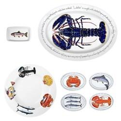 Fish & Shellfish Dinnerware