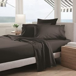 Charcoal Cotton Bed Linen