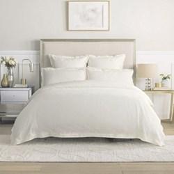 Columbus Chalk Cotton Sateen Bed Linen