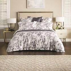 Penleigh Bluestone Cotton Sateen Bed Linen