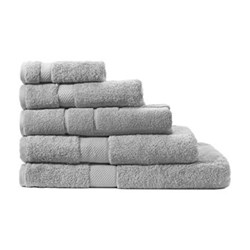 Egyptian Luxury Towels - Silver