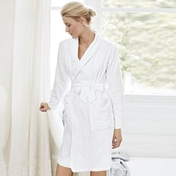 Hydrocotton Bath Robes - White