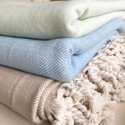 Herringbone Blankets