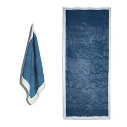 Full Field Midnight Blue Table Linen
