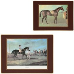 Racehorses Tablemats & Coasters