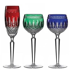 Clarendon Coloured Stemware