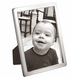 Classic - N Series Plain Silver Frames