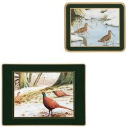 Game Birds Tablemats & Coasters