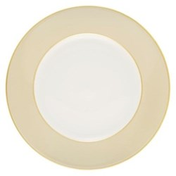 Sous Le Soleil Mastic - Gold Band Dinnerware