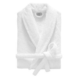 Zeus White Bath Robes