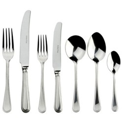 Bead Sovereign Silver Plate Cutlery