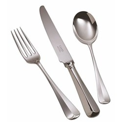 Rattail Stainless Steel Cutlery