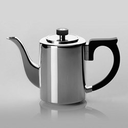 Alta Tea Set Silver Plate