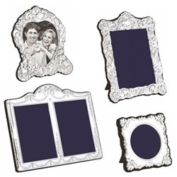 Traditional - BA Series Silver Frames
