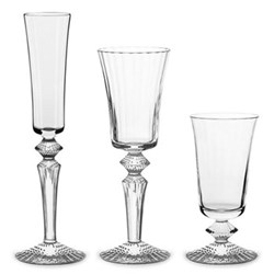 Mille Nuits Stemware