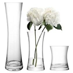 Moya Clear Vases