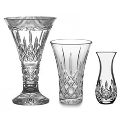 Lismore Clear Vases