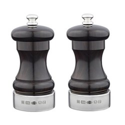 Blackwood Capstan Salt & Pepper Mills
