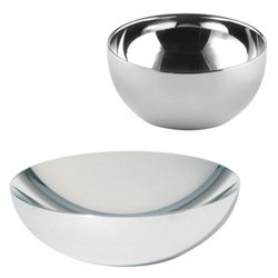 Double Bowls & Dishes by Donato D'Urbino