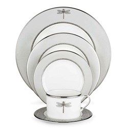 June Lane Platinum Dinnerware