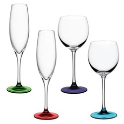 Coro Coloured Stemware